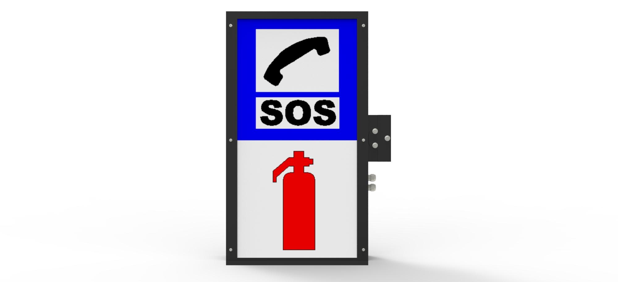 Yangın Söndürücü – SOS Kombine Armatür