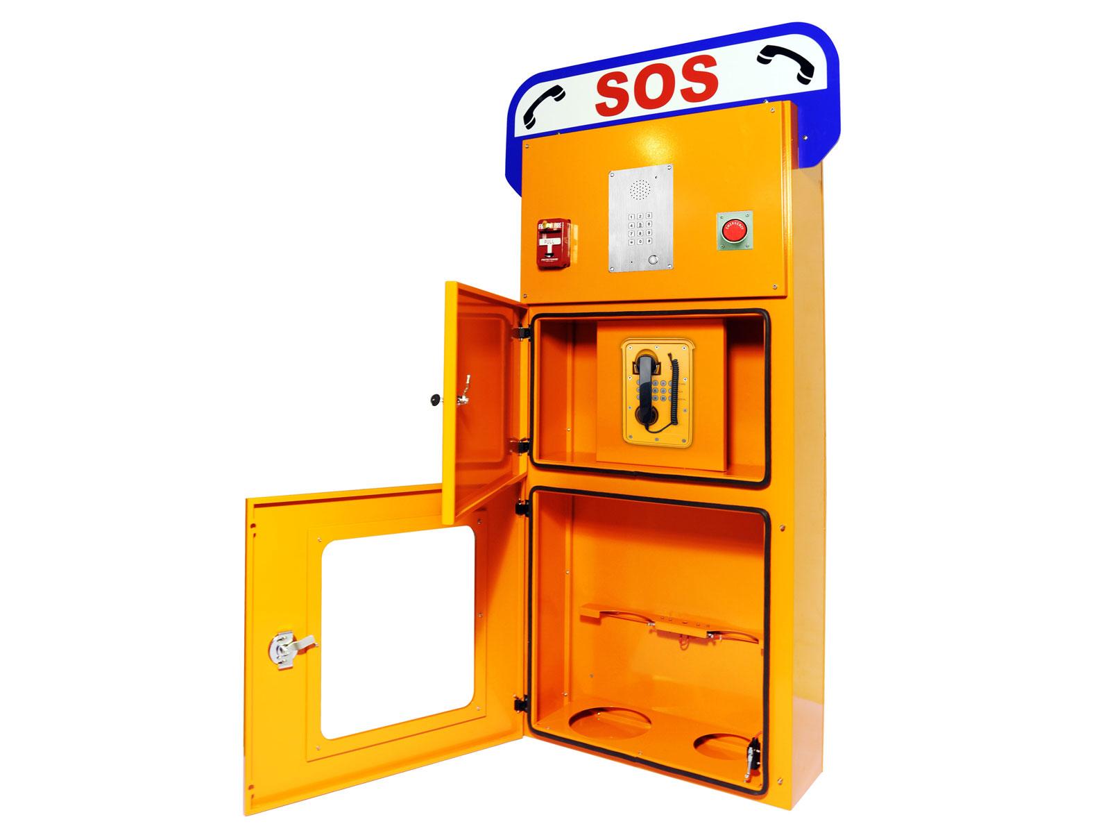 Acil Durum İstasyonu SOS Ana Panosu